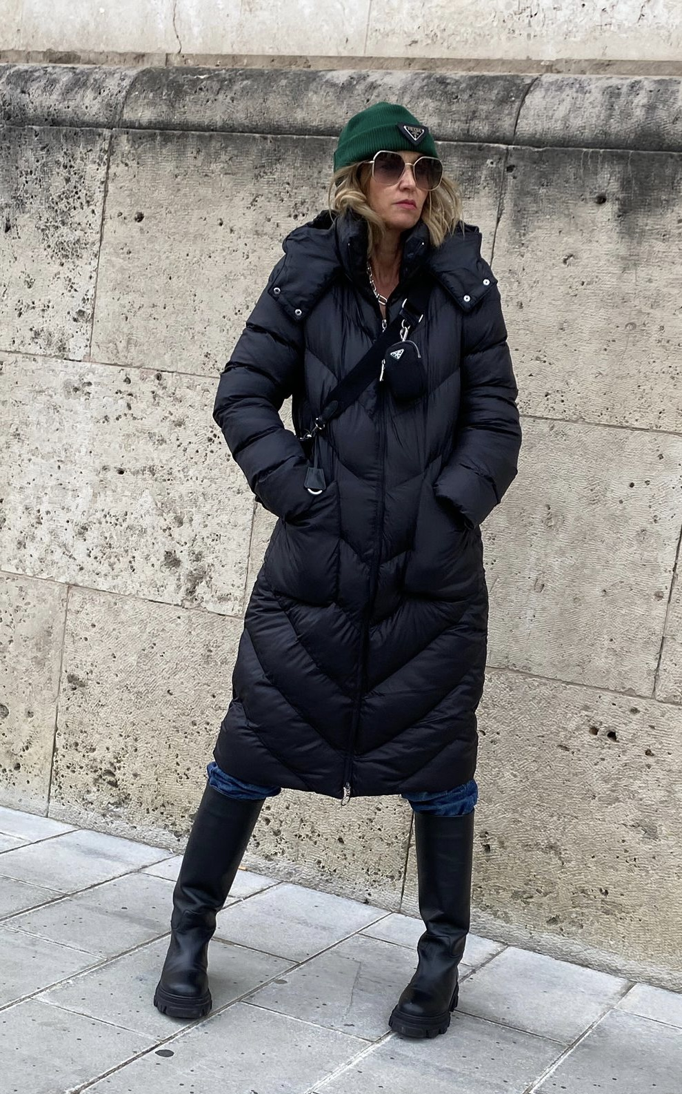 Coat Nala black